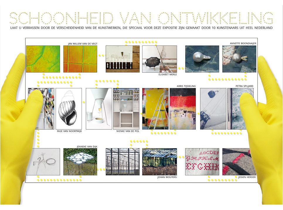 Kunstexpositie studio herder ontwerpbureau in leusden - Studio ontwikkeling ...